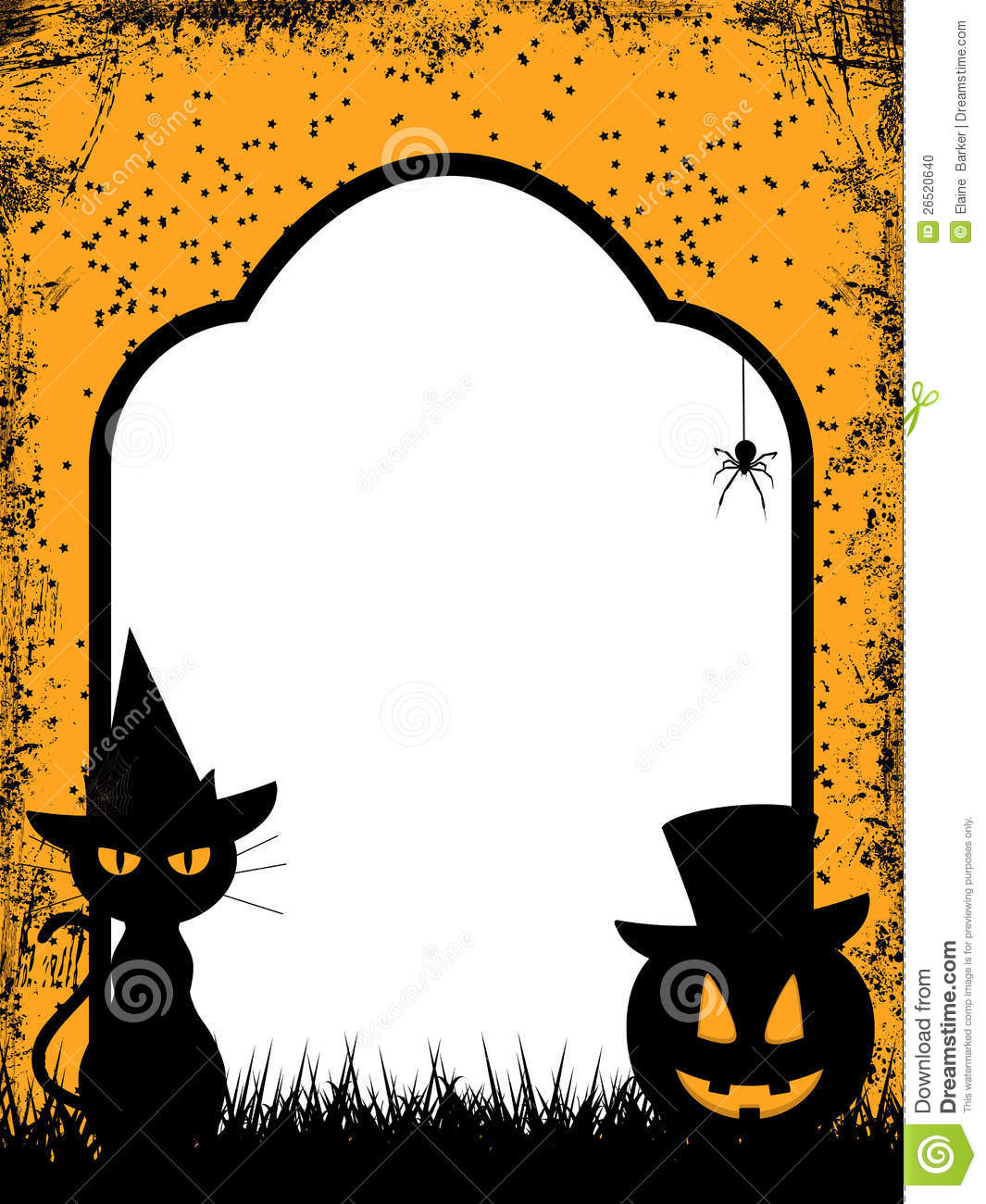 Halloween clip art borders banner freeuse stock Halloween Borders Clipart - Clipart Kid banner freeuse stock