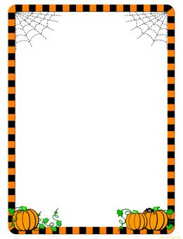 Halloween clip art borders png library free halloween clip art borders and frames - Bing Images ... png library