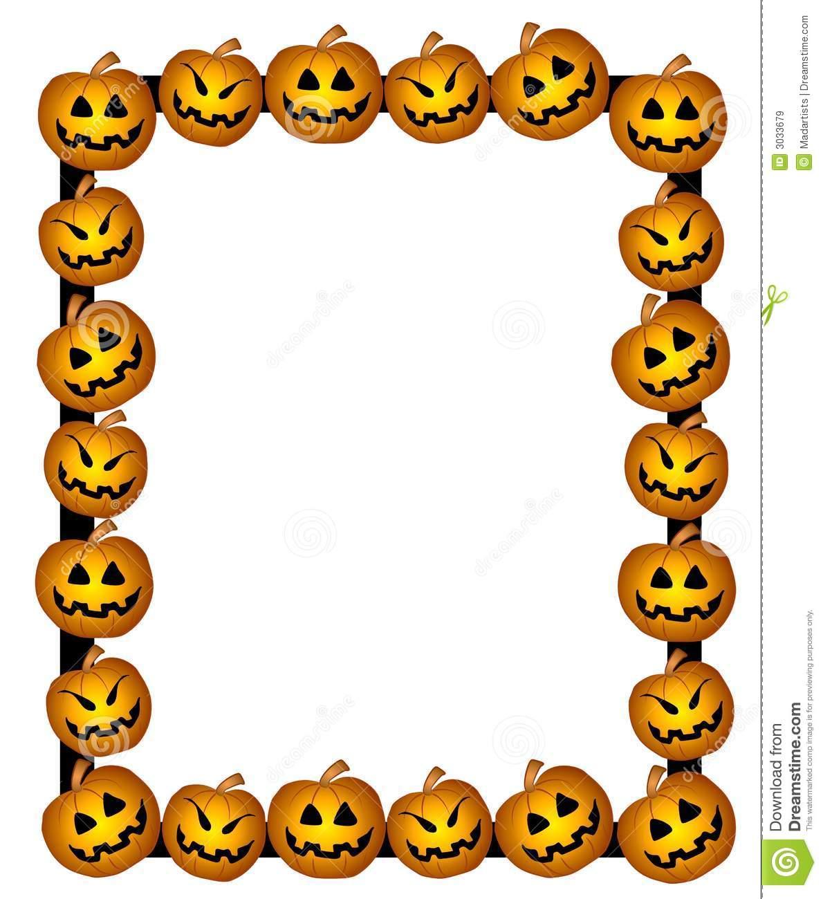 Halloween clip art borders download Pumpkin Border Clip Art & Pumpkin Border Clip Art Clip Art Images ... download