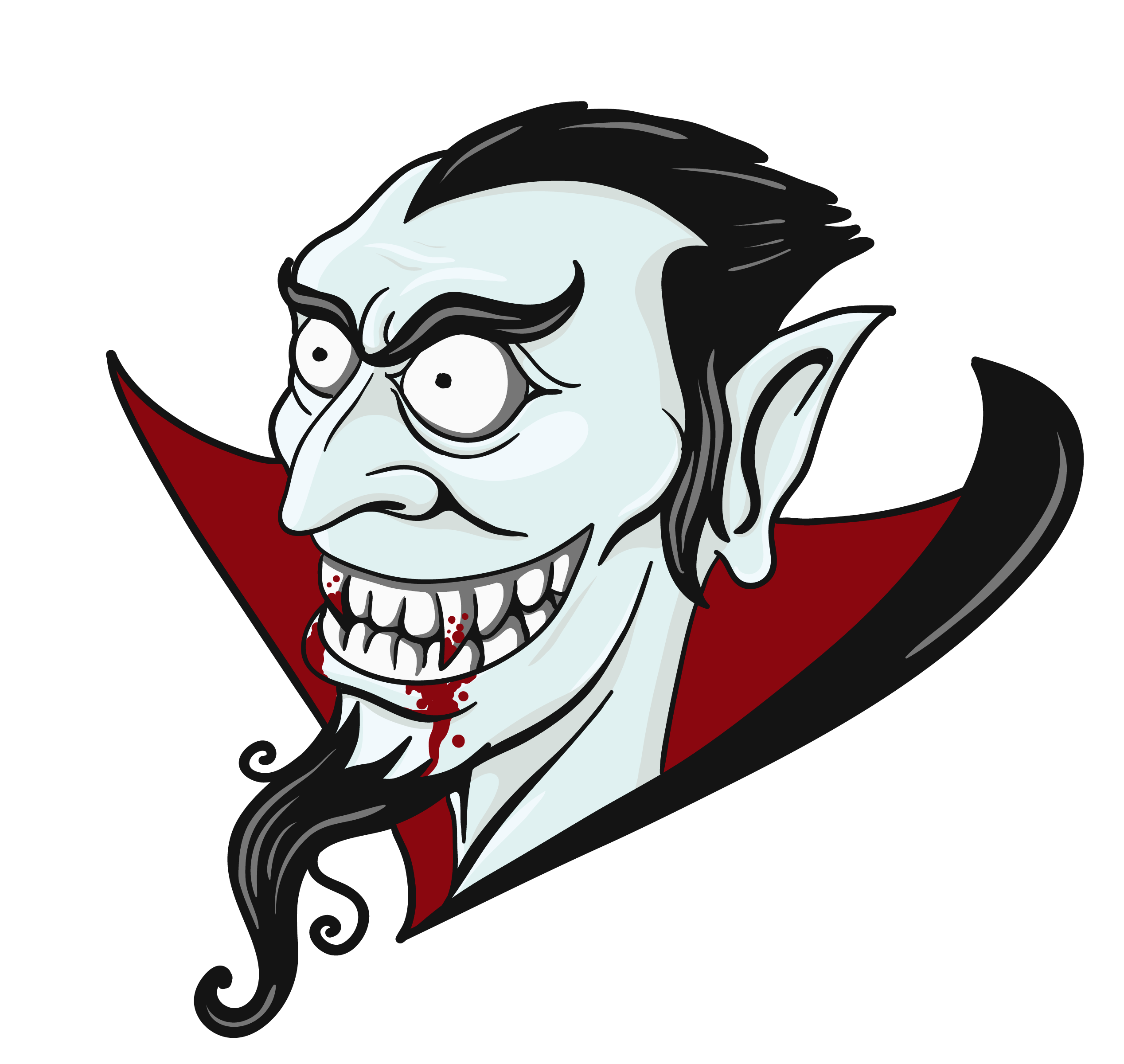 Halloween soccer clipart clipart free download Vampire Head PNG Clipart | Gallery Yopriceville - High-Quality ... clipart free download