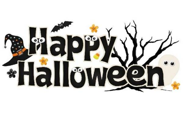 Halloween clipart for facebook clip art transparent Halloween Clipart - FamClipart clip art transparent