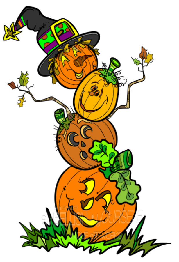 Scary pumpkin man clipart graphic free download Pumpkin Man clipart created by rz alexander, Embellish Yourself ... graphic free download