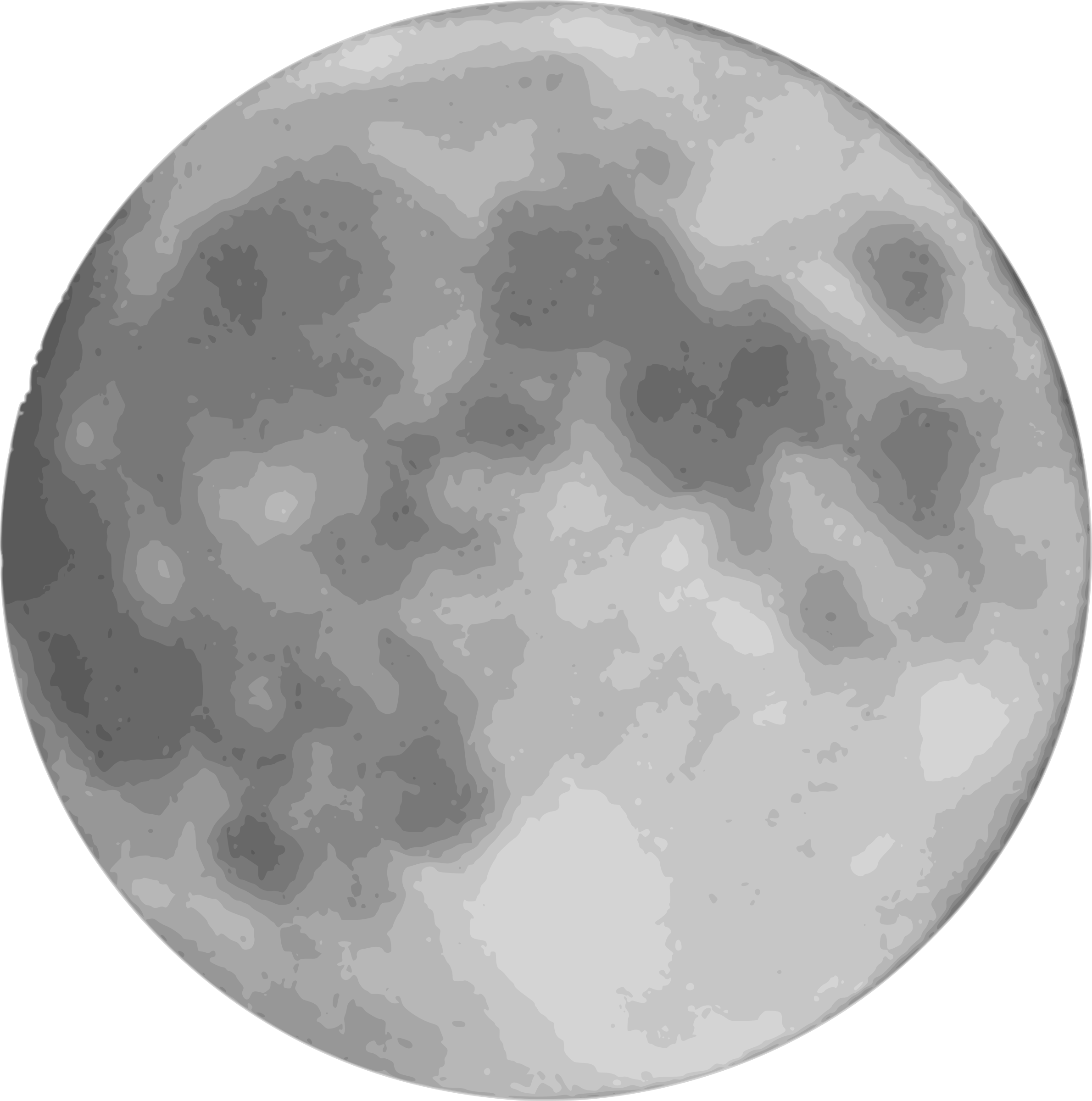 Halloween moon clipart black and white library Full Moon PNG Black And White Transparent Full Moon Black And White ... library