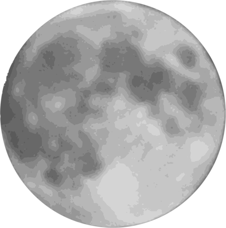 Halloween clipart moon clipart free stock 28+ Collection of Free Full Moon Clipart | High quality, free ... clipart free stock