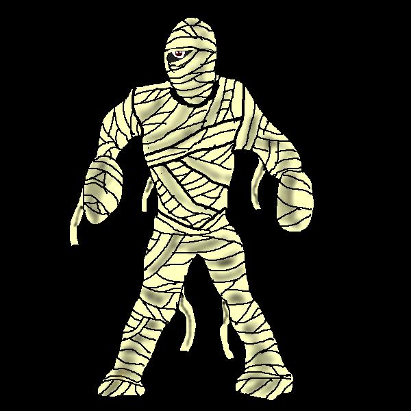 Halloween clipart mummy download Cartoon mummy clipart kid 2 - Clipartix download