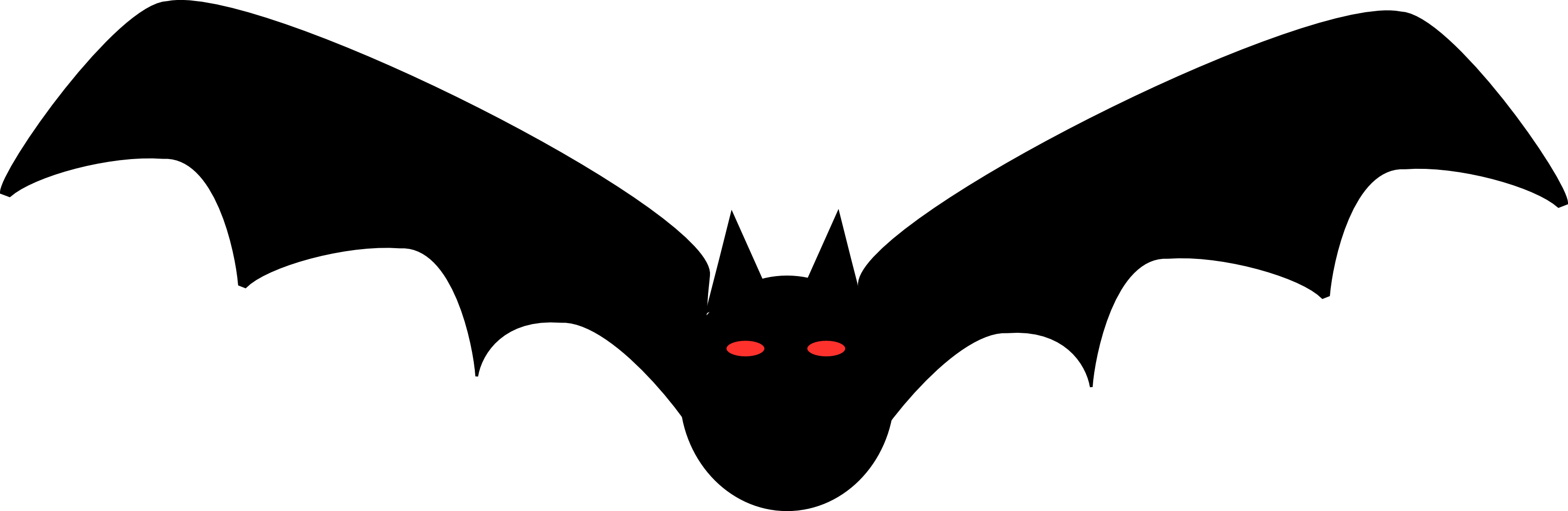Bats clipart halloween vector stock Halloween Clip Art Free Printable | Clipart Panda - Free Clipart ... vector stock