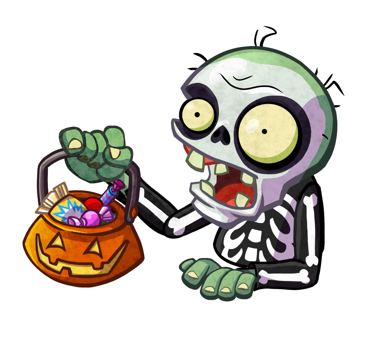 Halloween clipart trick or treaters svg freeuse Trick-or-Treater | Plants vs. Zombies Wiki | FANDOM powered by Wikia svg freeuse