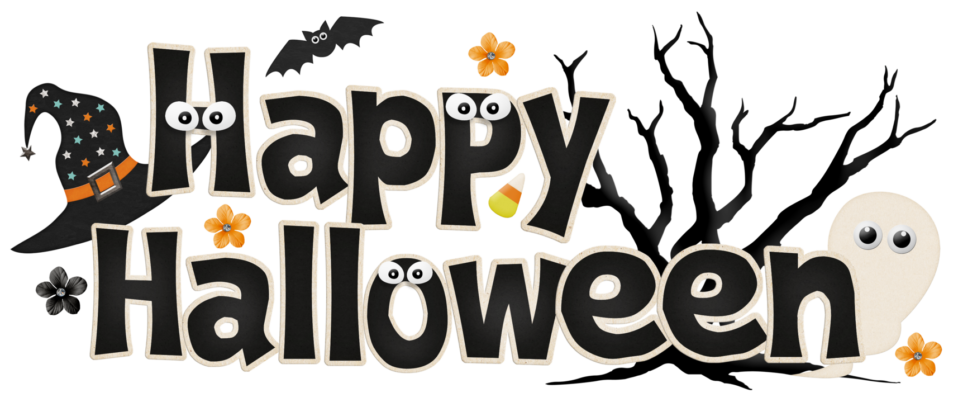 Halloween clipart vintage black and white download Halloween Stunning Clip Art Image Ideas Border Forord Document Free ... black and white download