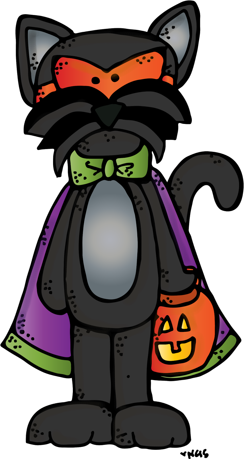 Halloween clipart vintage graphic transparent download Halloween character mammoth clipart graphic transparent download