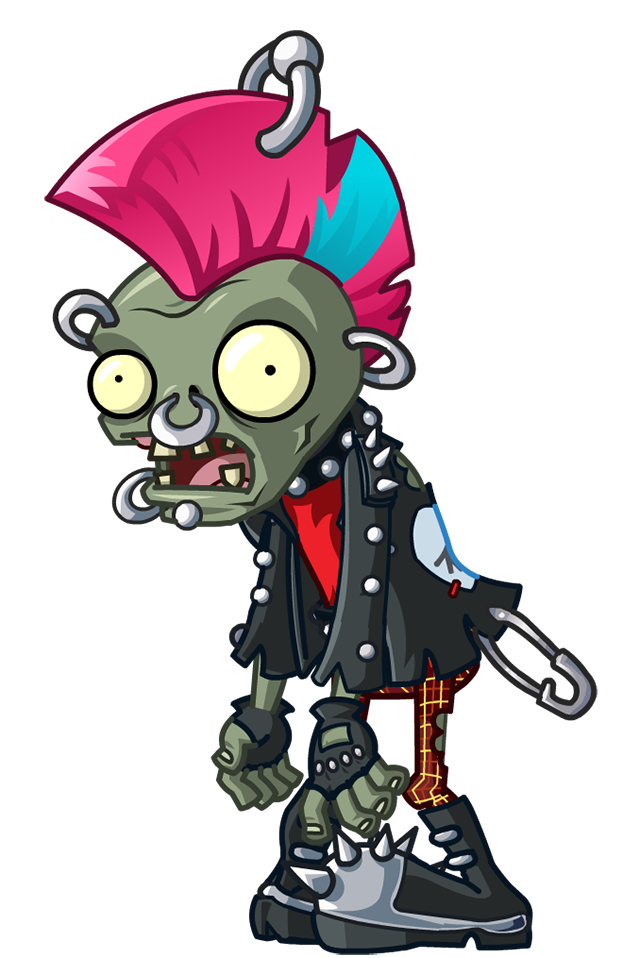 Halloween clipart zombie jpg library Zombie Piercing pvz | graphics | Pinterest | Plants vs zombies ... jpg library
