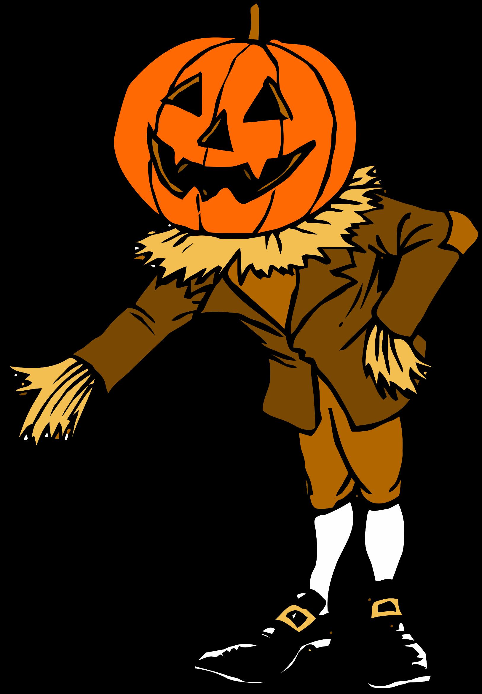 Halloween costume clipart png svg transparent download Clipart - Jack-'O-Lantern Costume svg transparent download