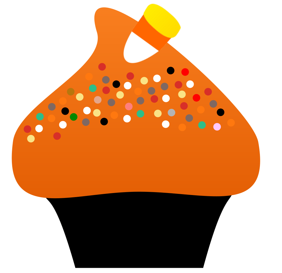 Halloween cupcake clipart png royalty free download halloween-cupcake-clipart - Empowering Girls for Tomorrow! png royalty free download