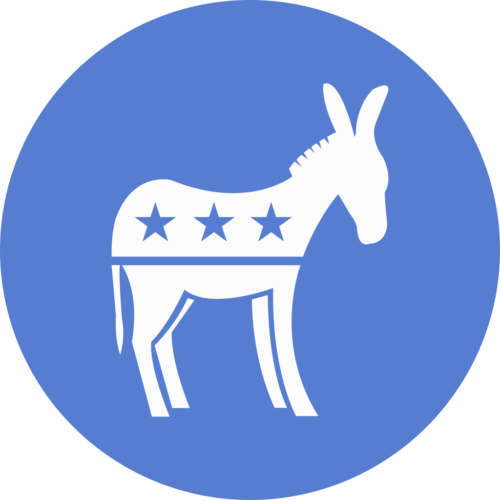 Halloween donkey clipart clip freeuse download Election Donkey Icon | Circle Blue Election Iconset | Icon Archive clip freeuse download