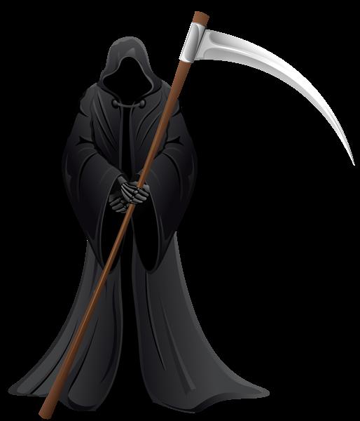 Halloween door clipart vector royalty free download Grim Reaper PNG Vector Clipart | Halloween | Pinterest | Vector ... vector royalty free download