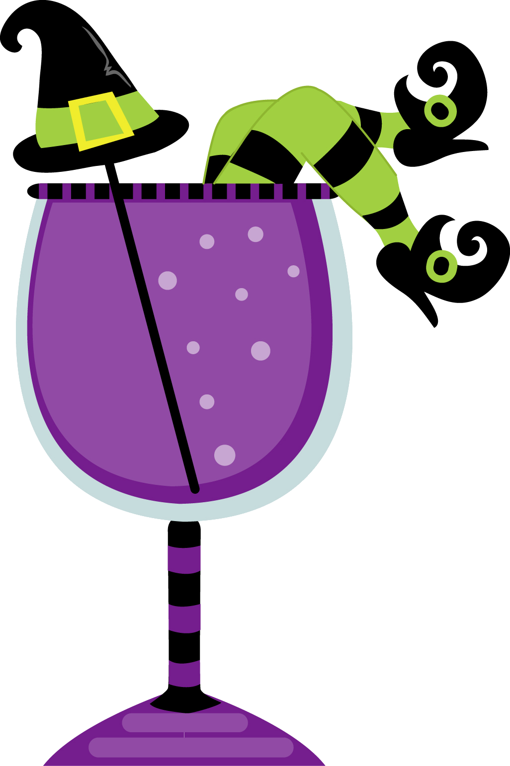 Halloween drinks clipart picture freeuse library PNG (Halloween) | Silhouette cameo | Pinterest | Cricut picture freeuse library