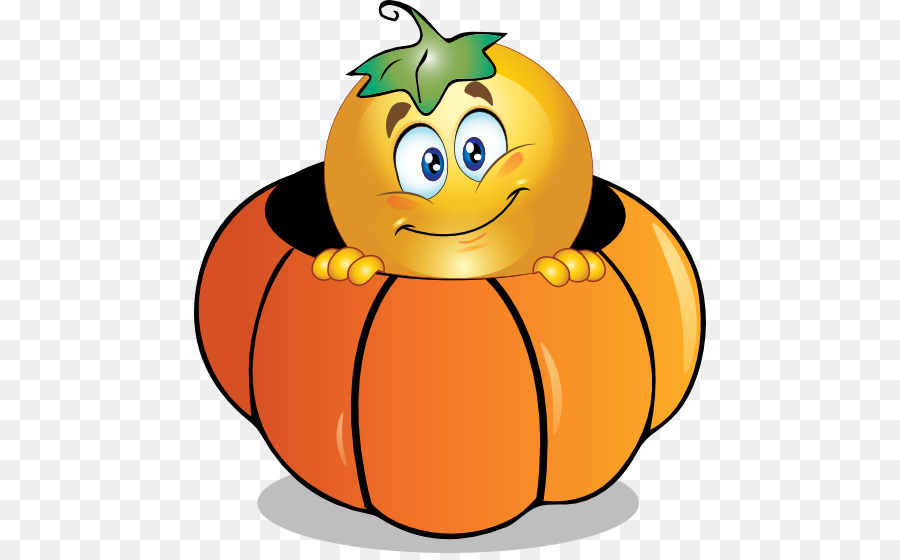 Halloween emoji clipart vector Halloween Jack O Lantern clipart - Emoticon, Halloween, Food ... vector