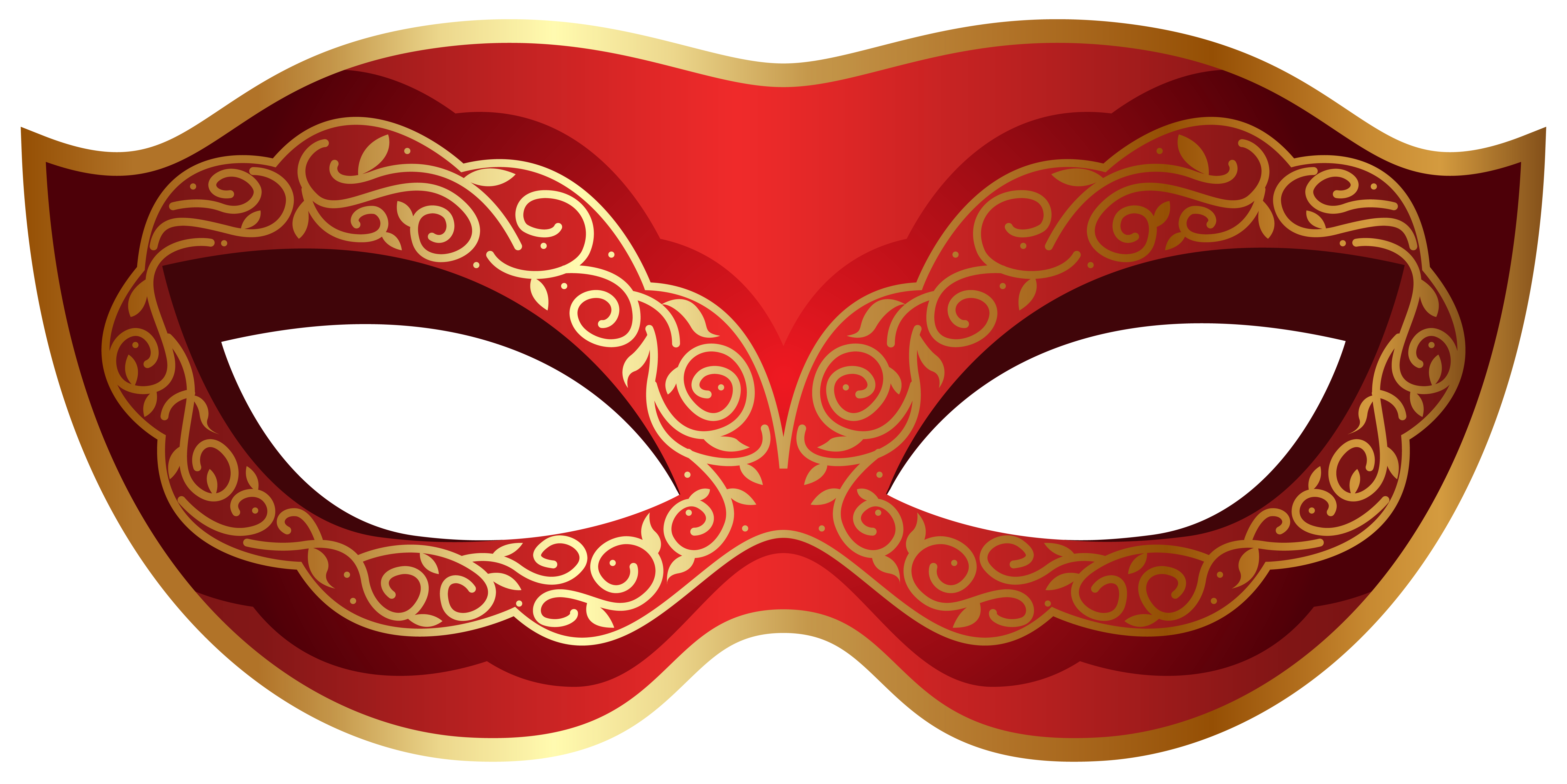 Halloween eye mask clipart clipart transparent stock 28+ Collection of Red Masquerade Mask Clipart   High quality, free ... clipart transparent stock