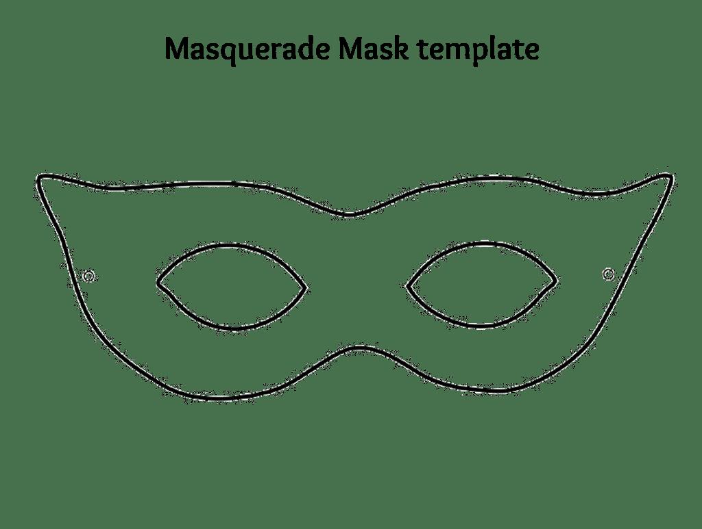 Halloween eye mask clipart picture transparent stock Amazing Burglar Mask Template Ideas - Example Resume Ideas ... picture transparent stock