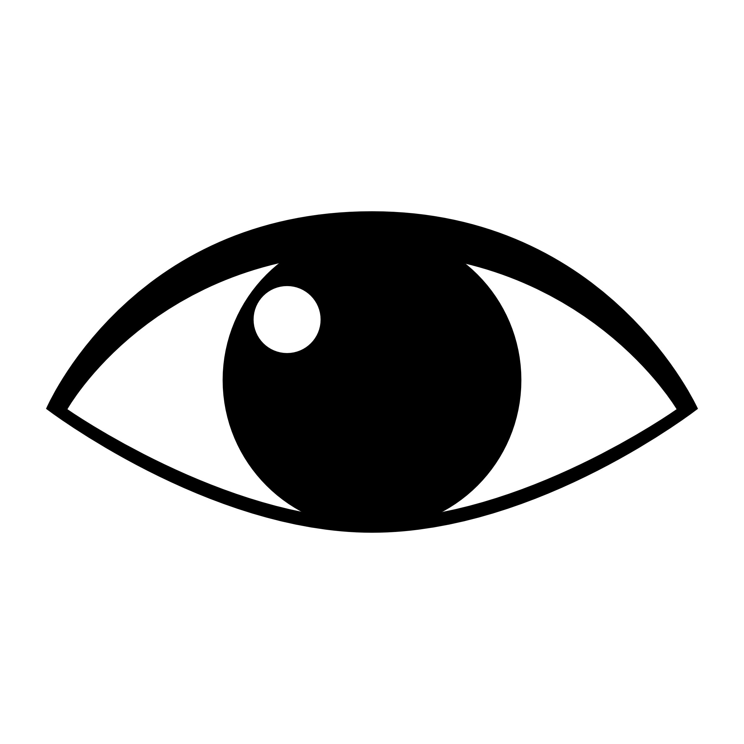 Turkey eyes clipart png black and white Black And White Eyeball | Free download best Black And White Eyeball ... png black and white