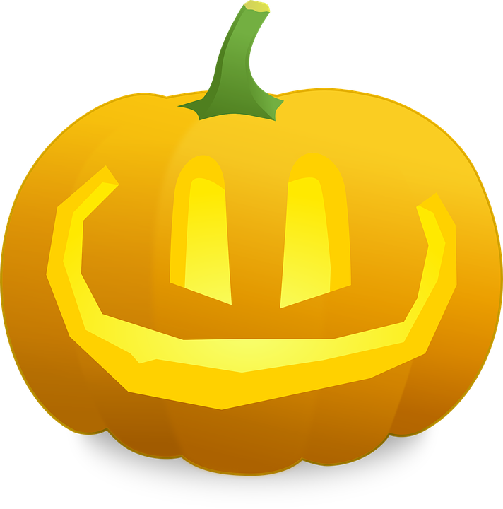 Halloween faces clipart svg library download Terrified pumpkin face clipart svg library download
