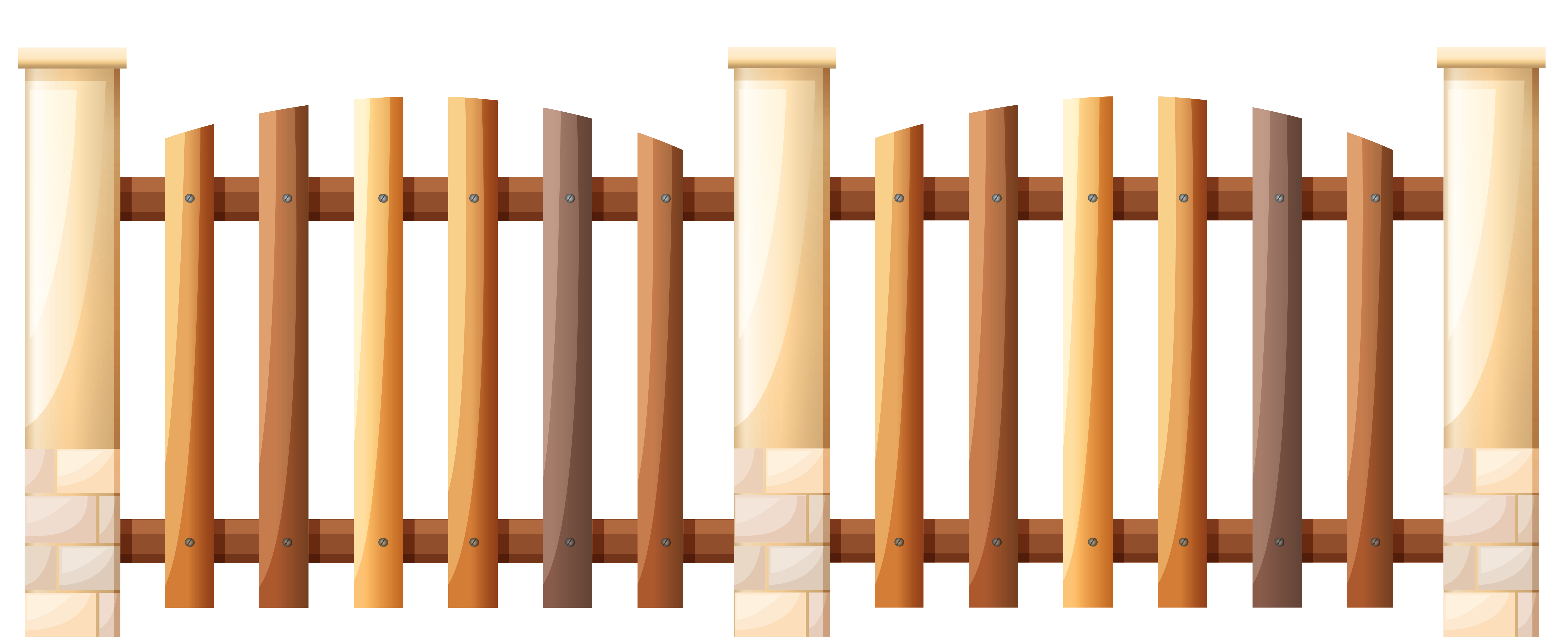 School fence clipart graphic freeuse stock Wooden Yard Fence PNG Clipart | Gallery Yopriceville - High-Quality ... graphic freeuse stock