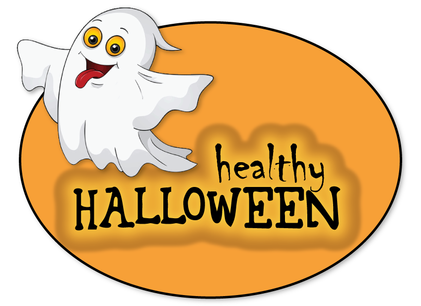 Halloween games clipart clipart black and white stock Heathy Halloween Event clipart black and white stock