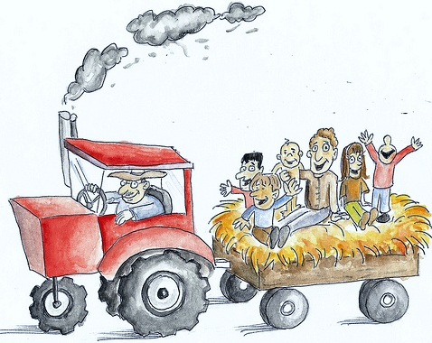 Hayrides clipart image library library Free Hayride Cliparts, Download Free Clip Art, Free Clip Art on ... image library library