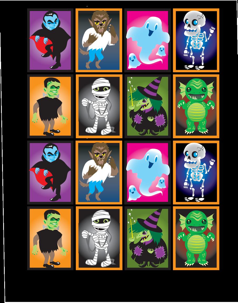 Halloween juice box covers printables clipart vector freeuse stock Basta imprimir, recortar, proteger com contact! Clique para ampliar ... vector freeuse stock