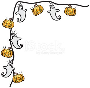 Halloween lights clipart clipart black and white download Halloween Lights premium clipart - ClipartLogo.com clipart black and white download
