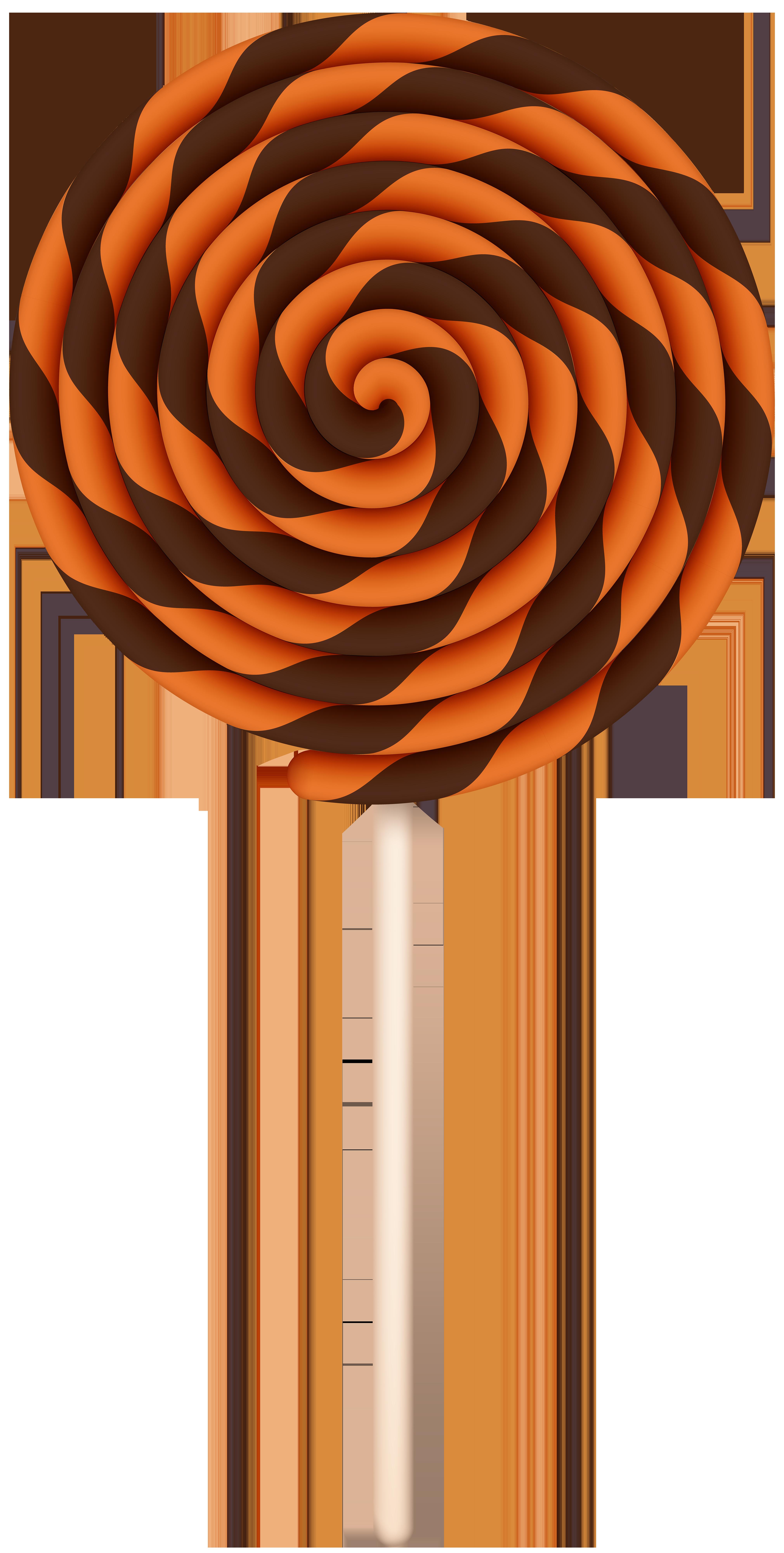 Halloween lollipops clipart png transparent library Halloween Swirl Lollipop PNG Clip Art Image | Gallery Yopriceville ... png transparent library