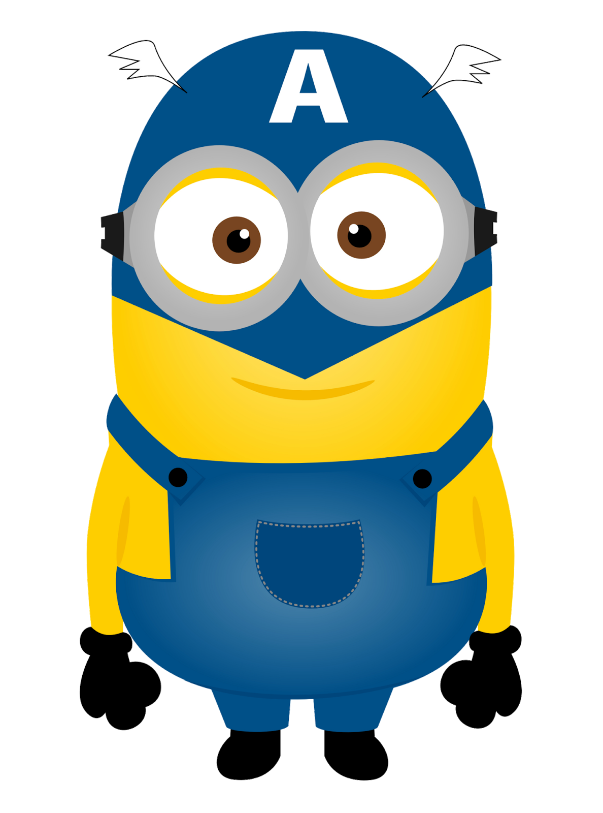 Halloween minion clipart svg transparent library iZJ2UkNsyflSk+(1).png (1188×1600) | Schools | Pinterest ... svg transparent library