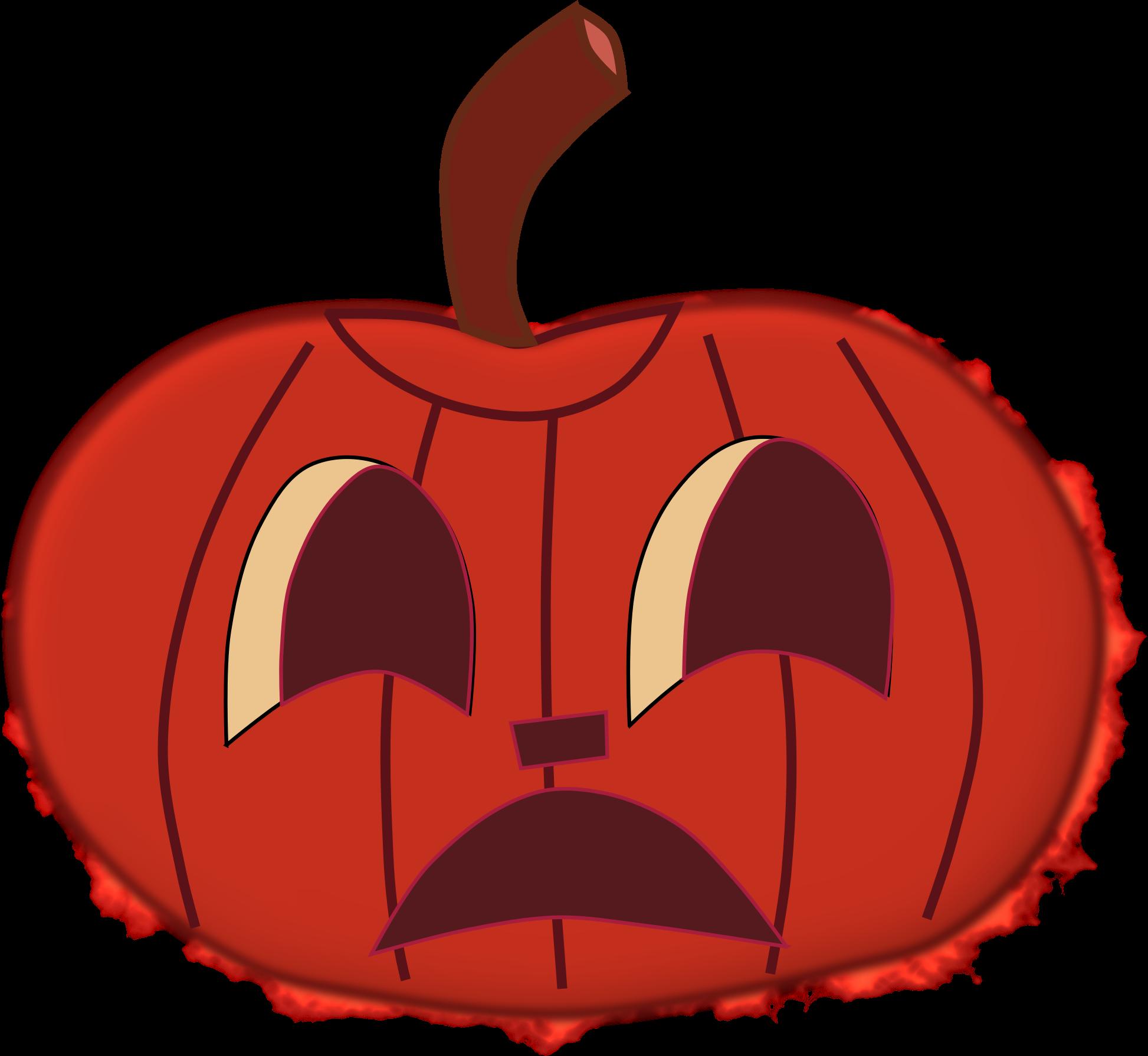 Pumpkin train clipart black and white library Clipart - Halloween faces for pumpkins, orange black and white library