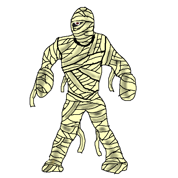 Halloween mummy clipart banner Friday Funny October 27, 2017 Jokes Only a Mummy Could Love ... banner