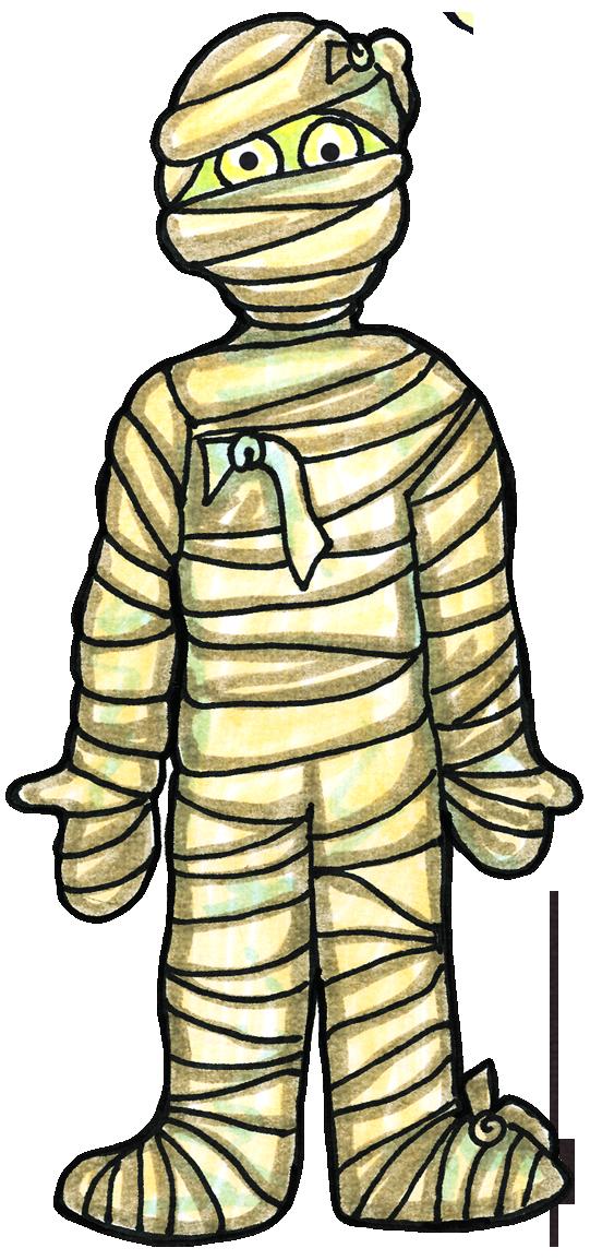 Halloween mummy clipart jpg Halloween Mummy Clipart 6 jpg