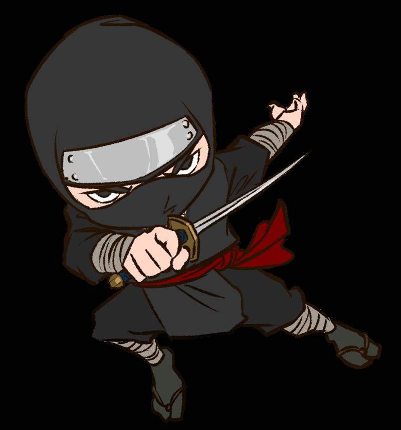 Halloween ninja mask clipart jpg transparent stock chibi ninja - Google Search | Chibi art | Pinterest jpg transparent stock