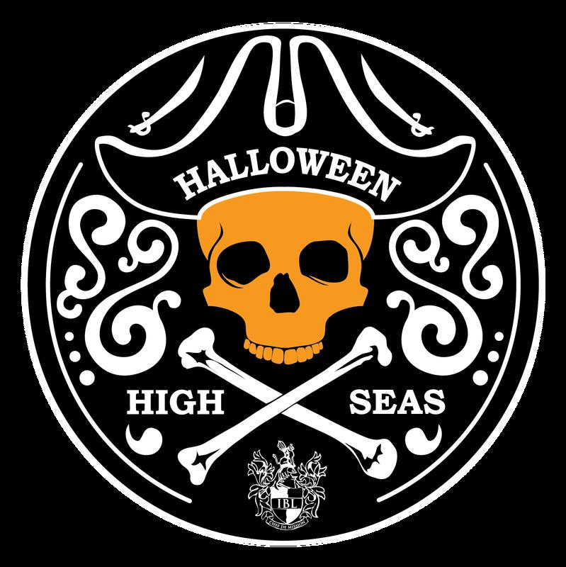 Halloween on the high seas clipart banner freeuse download Halloween on the High Seas - IBL banner freeuse download
