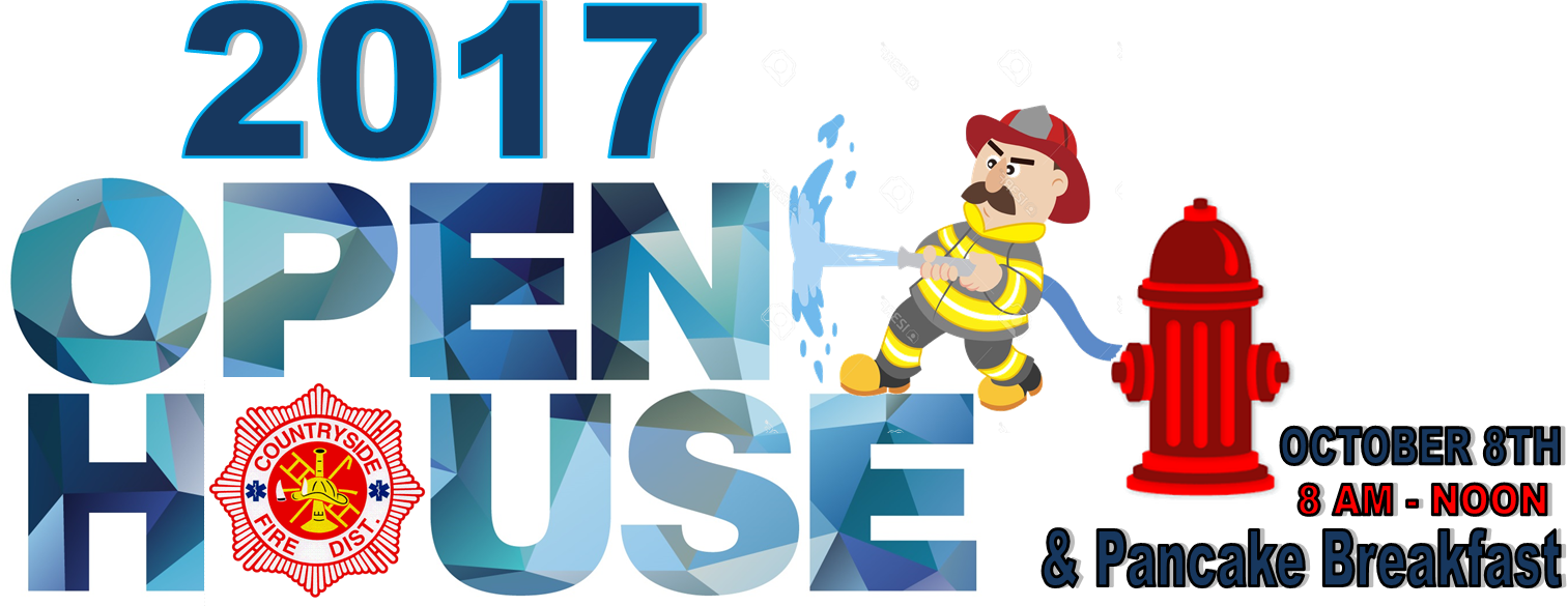 Open house school clipart clipart free Pancake Breakfast & Open House | Countryside Fire Protection District clipart free