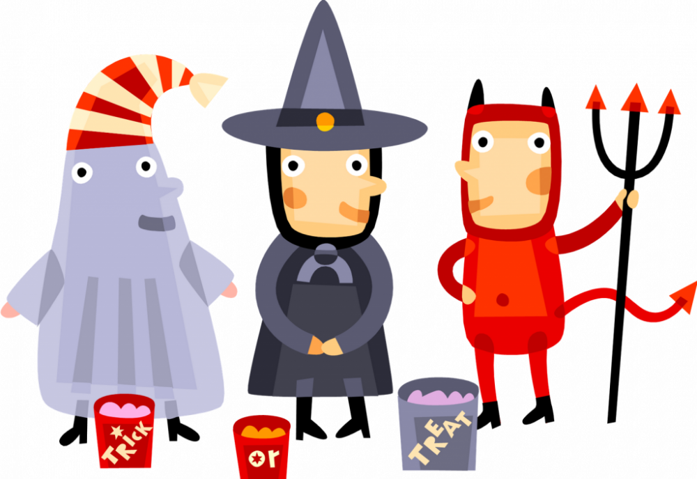 Halloween party at a park clipart png library stock Halloween Party | City of Milwaukie Oregon Official Website png library stock