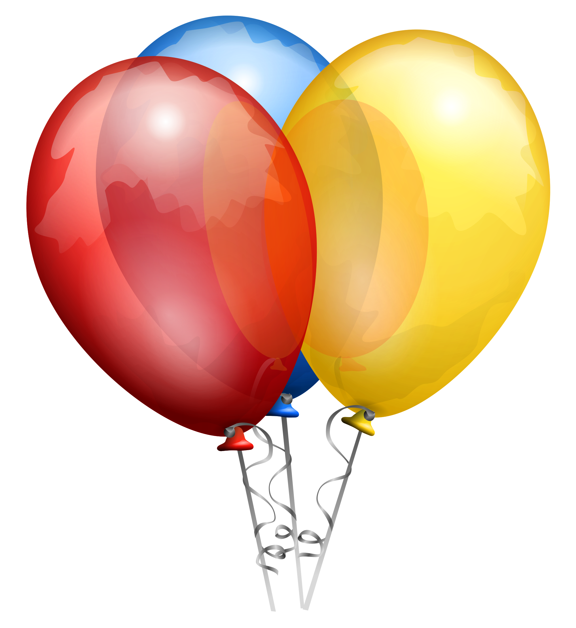 Halloween party balloons clipart banner free library File:Balloons-aj.svg - Wikimedia Commons banner free library