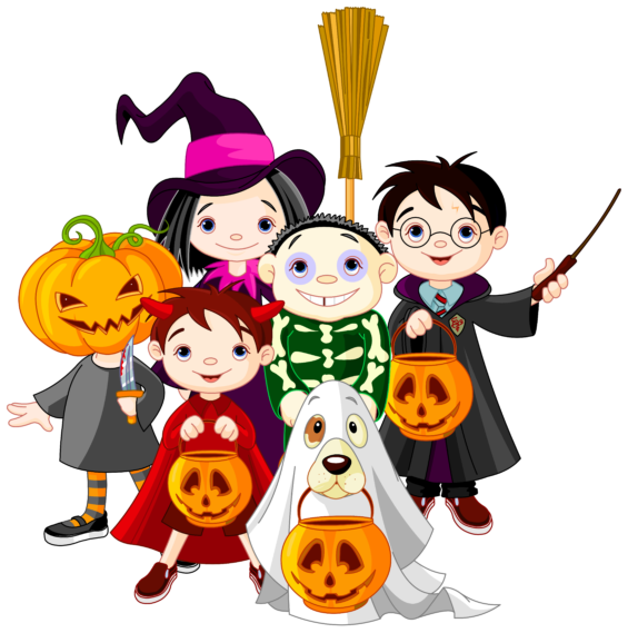 Halloween party clipart kids banner library library Terrorific Tysons Halloween Parties October 26-31 – VivaTysons banner library library