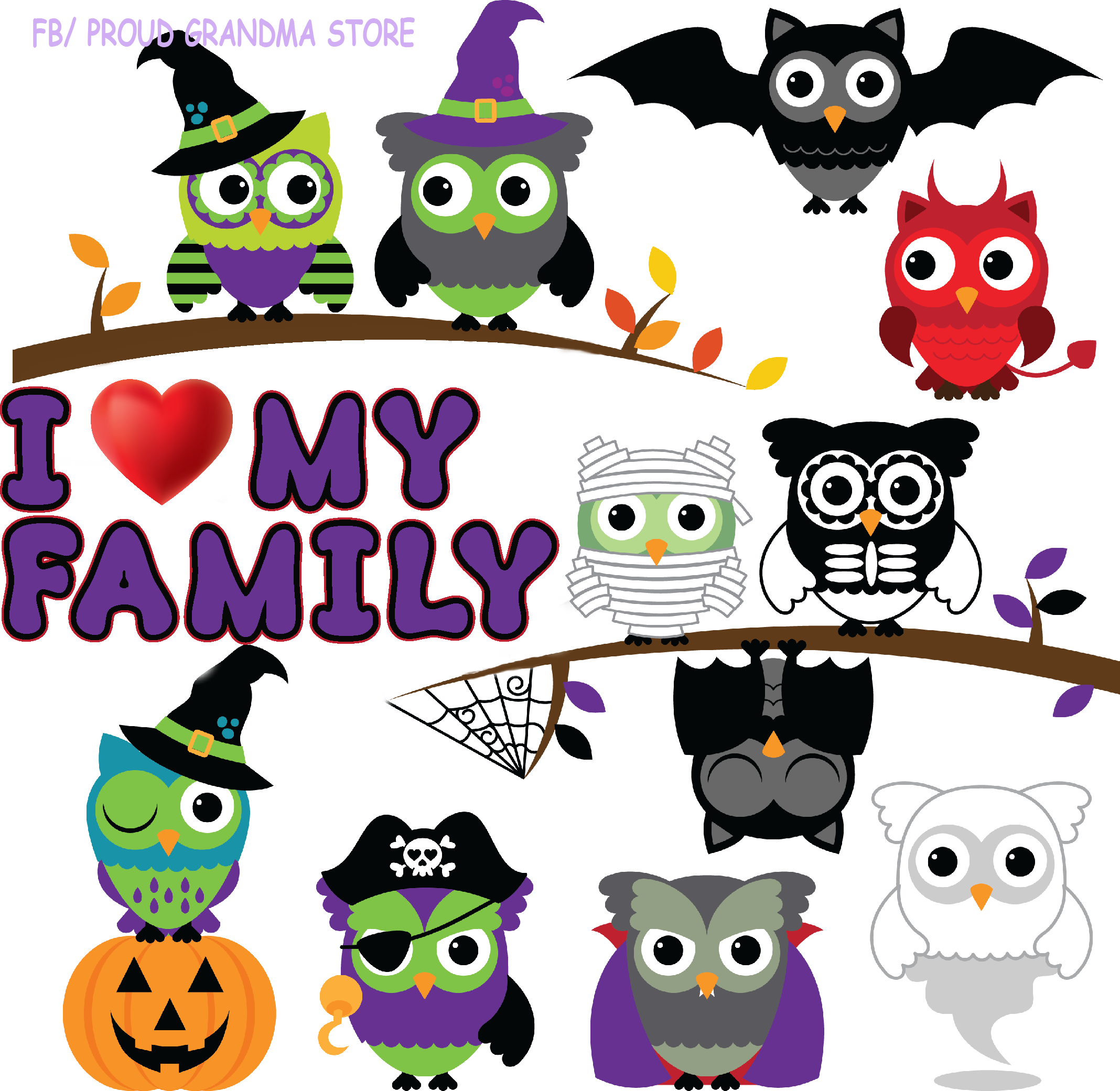 Halloween party invitation clipart banner royalty free stock Pin by Sue G on Grandma | Pinterest | Grandchildren banner royalty free stock