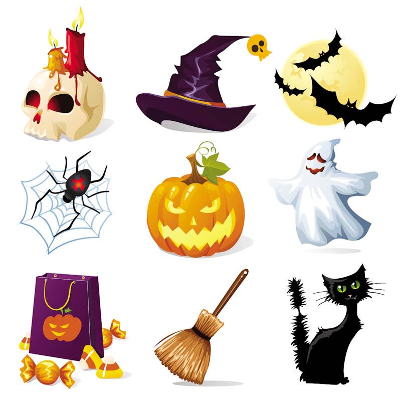 Halloween patterns clipart svg stock Halloween Frame Clipart | Free download best Halloween Frame Clipart ... svg stock