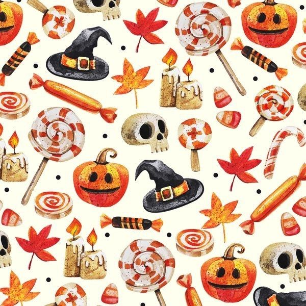 Halloween patterns clipart banner freeuse Vintage Halloween pattern. | All Hallows Eve | Halloween, Halloween ... banner freeuse