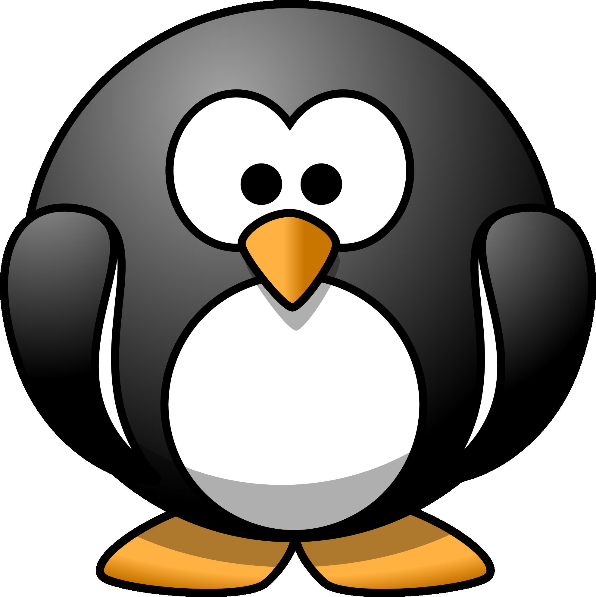 Halloween penguin clipart clip transparent November 2013 clip transparent
