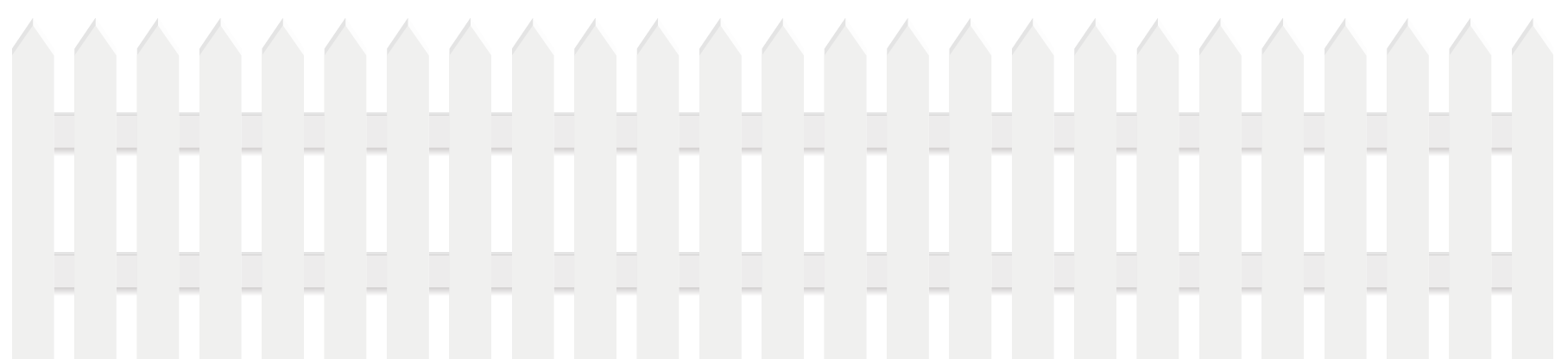 White Fence PNG Clipart Picture | Gallery Yopriceville - High ... jpg royalty free library