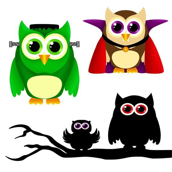 Halloween printable clipart vector stock Free Printable Halloween Clipart & Printable Halloween Clip Art ... vector stock