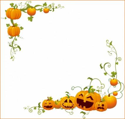 Halloween pumpkin border clipart banner library 58+ Pumpkin Border Clip Art   ClipartLook banner library