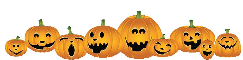 Halloween pumpkin border clipart jpg royalty free download Free Pumpkin Border Cliparts, Download Free Clip Art, Free Clip Art ... jpg royalty free download