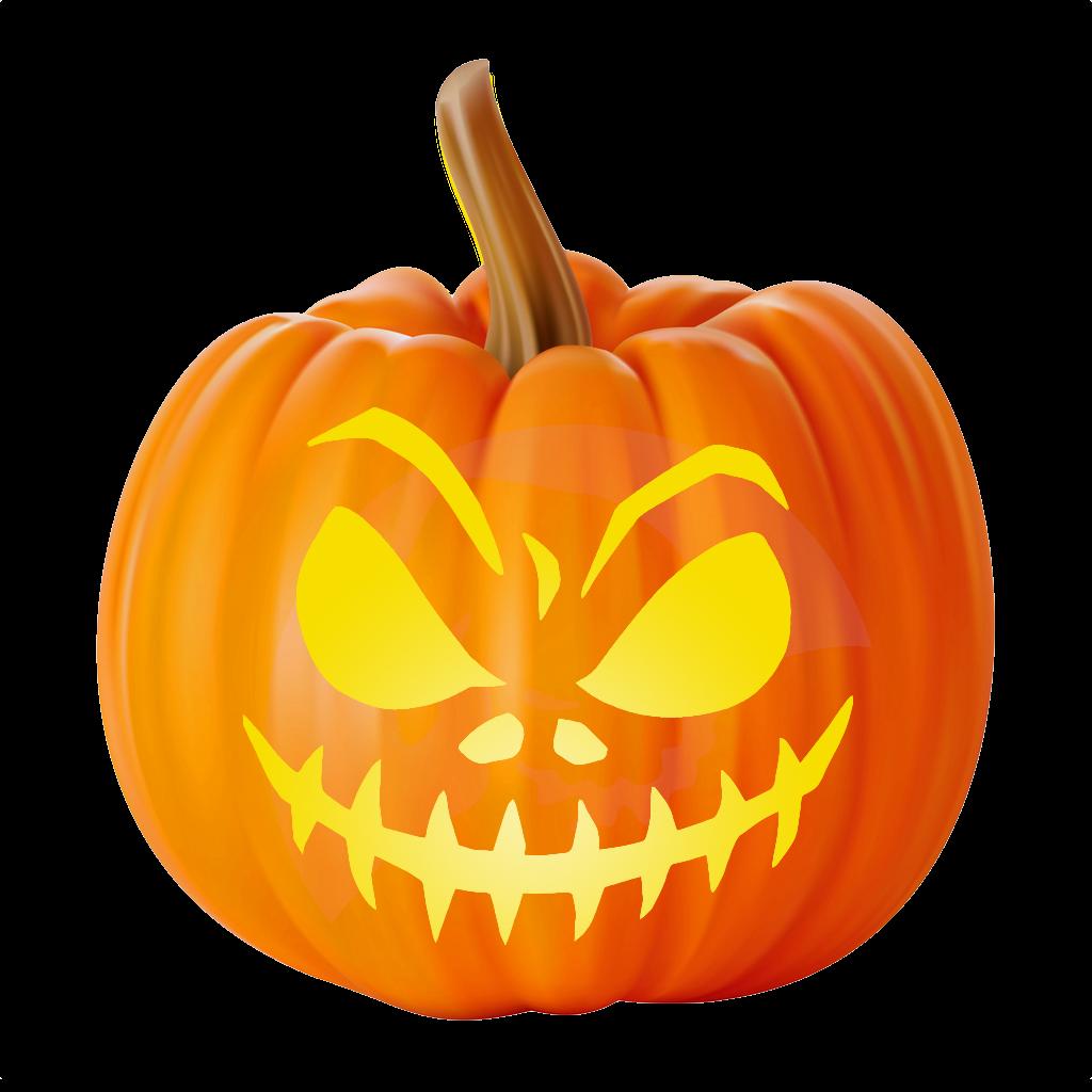 Halloween pumpkin clipart evil image transparent download CarveKing - Free Pumpkin Carving Stencils image transparent download