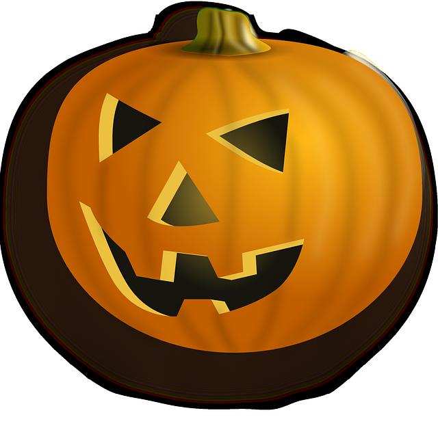 Halloween pumpkin clipart evil jpg stock Free photo Jack-o-lanterns Evil Halloween Horror Pumpkin - Max Pixel jpg stock